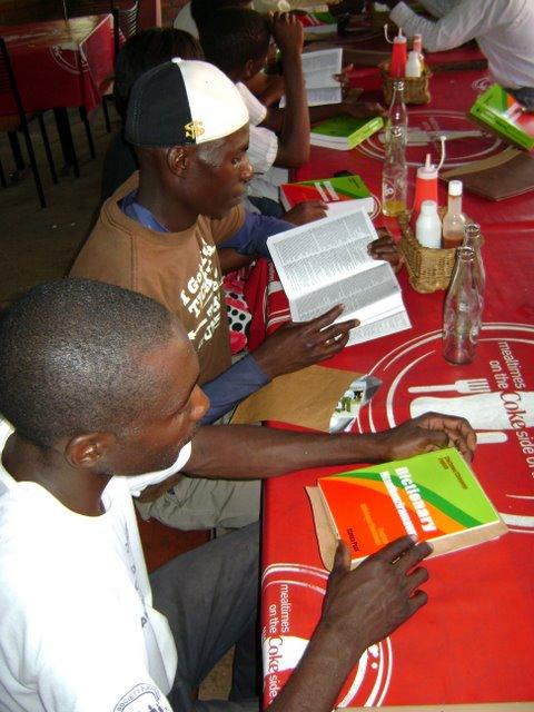 Kerstgeschenk Malawi